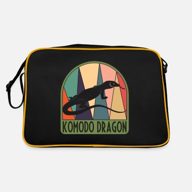 Komodo Dragon Komodo Dragon - Retro Bag