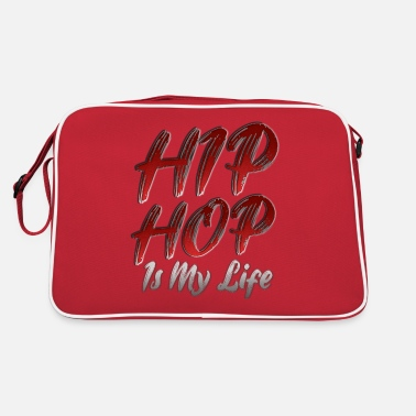 Hop Hip Hop - Retrotasche