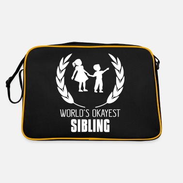 Siblings sibling - Retro Bag