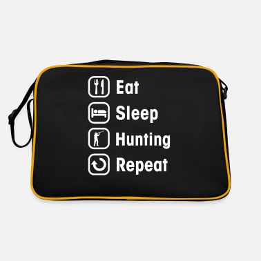 Hunting hunting - Retrotasche