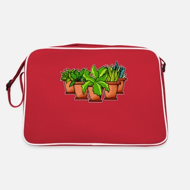 Plant plants - Retro Bag
