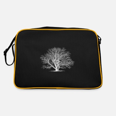 Tree Tree Tree - Retro Bag