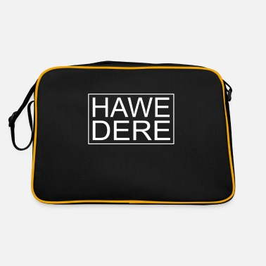 Dialect Hawedere dialect Austrian dialect - Retro Bag