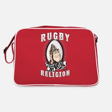 Religie Rugby is mijn religie - Retrotas