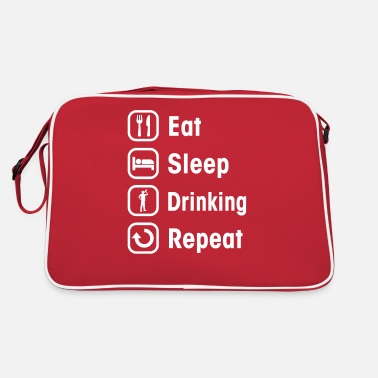 Drinks drinking - Retro Bag