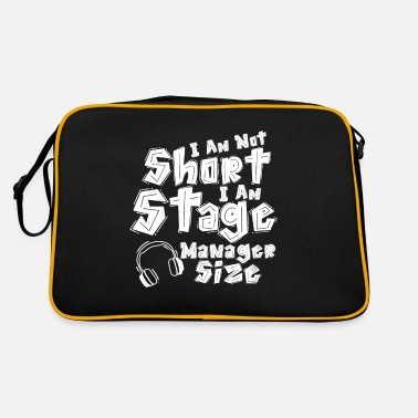 Stage Stage manager, stage manager - Retro Bag