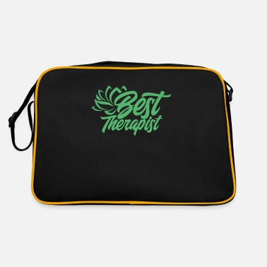 Therapist Team therapy therapist therapist therapist - Retro Bag