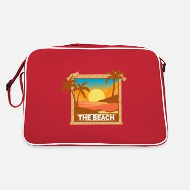 Bees Wolf Beach photography photographer and beach lover Ge - Retro Bag