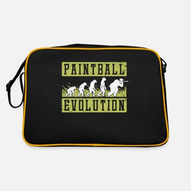 Vip Evolution du paintball - Sac vintage