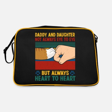Daughter Daddy & Daughter T-shirt - Retro Bag