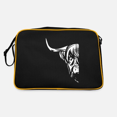 Beef Great Highland Cattle farmer beef - Retro Bag