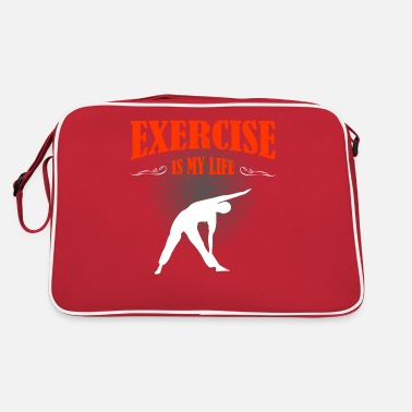 Exercising Exercise - Retro Bag