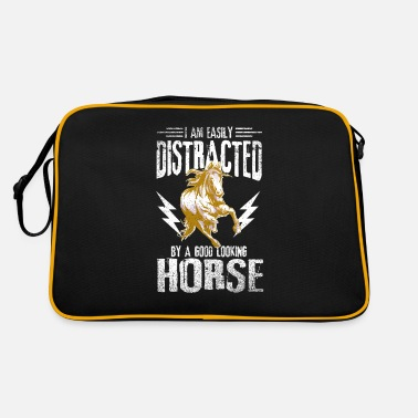 Equitation equestrian - Retro Bag