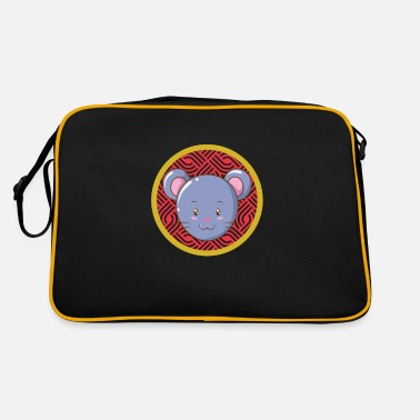 Horoscope Hare chinese zodiac - Retro Bag