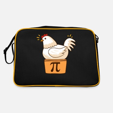 Unicorn Chicken Pi Funny Math Lover T Shirt - Retro Bag