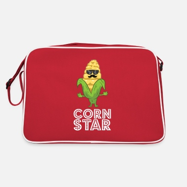 Sunglasses Funny Corn Star With Sunglasses Gift For Corn - Retro Bag