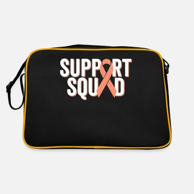 Endometrial Cancer Survivor Support Squad | Uterine Endometrial Cancer - Retro Bag