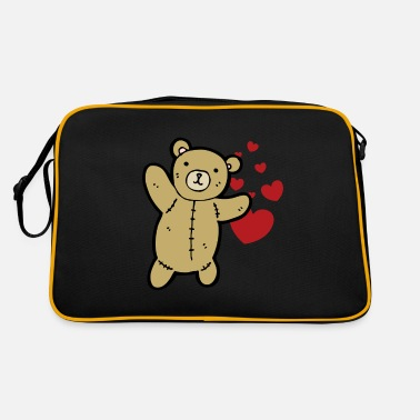 Teddy Bear 8 - Borsa retrò