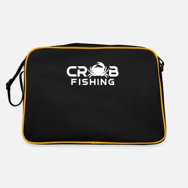 Crab Crab fishing crab crab crab fishing - Retro Bag
