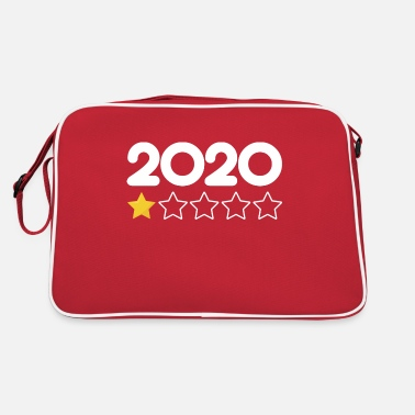 2020 customer rating only 1 star out of 5 - Retro Bag