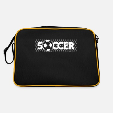 Fillette FILET DE FOOTBALL - Sac vintage