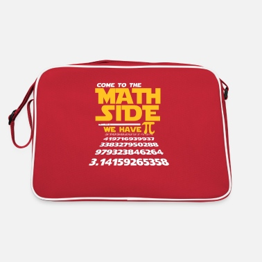 Maths Math math - Retro Bag