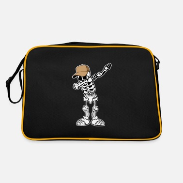 Dub Dubbing skeleton - Retro Bag