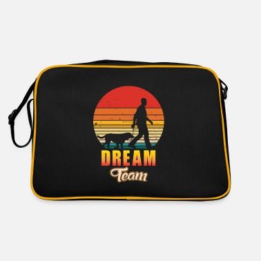 Dogs Dream Team - Retro Bag