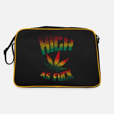 Cannabis cannabis - Retro Bag