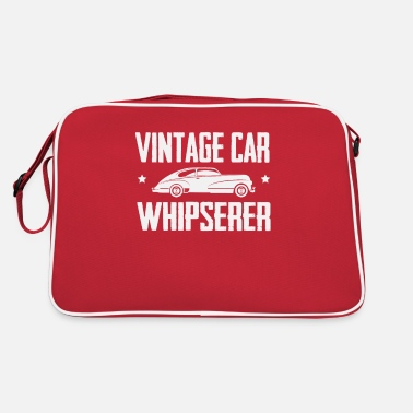 Vintage Vintage car - Retro Bag