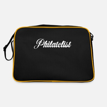 Philatelist Philatelist - Retro Bag