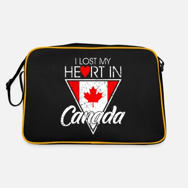 Vacation Country Canada summer vacation country home gift - Retro Bag