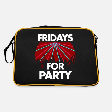 Fridays For Party - Retro Bag