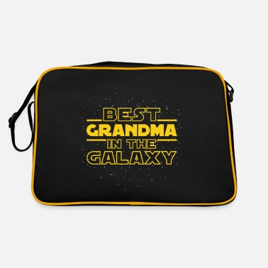 The Best Grandma In The Galaxy - Bolsa retro
