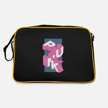 punk - Retro Bag
