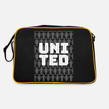 United UNITED - Retrotasche