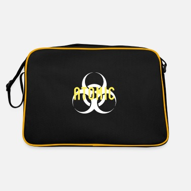 Atom Atomic - atomic - atomic - Retro Bag