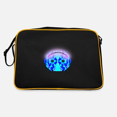 Trance Technohead by TechnoArt - Retrotasche