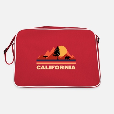 Californie Californie Californie - Sac vintage