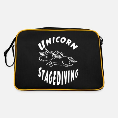 Stagediving Unicorn stagediving - Retrotasche