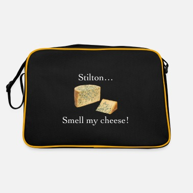 Smell My Cheese Smell My Cheese - Retro Bag
