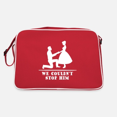 Wedding Party Bachelor Party Wedding Shower Wedding Party - Retro Bag