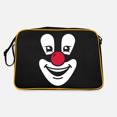 Clowns Clown - Retro Tasche