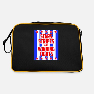 Stars And Stripes Stars and Stripes - Retro Bag