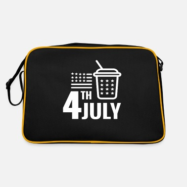 4th Of July 4th of July - Retro Bag