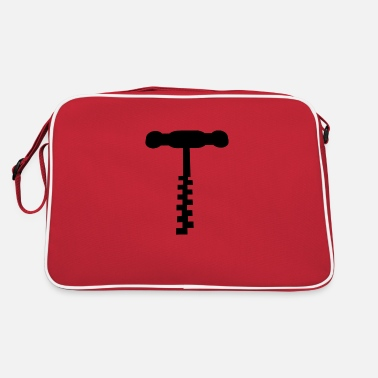 Corkscrew corkscrew - Retro Bag