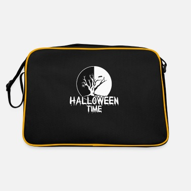 Halloween Party Halloween Party - Halloween Time for Party's - Retro Bag