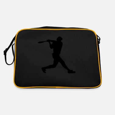 Baseball Baseball baseball - Retro Bag