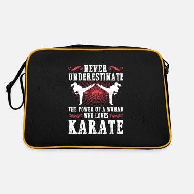 Club Club club de karate - Bolsa retro