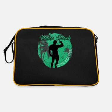 Hollywood Vencie Beach Plus de muscles - Sac vintage